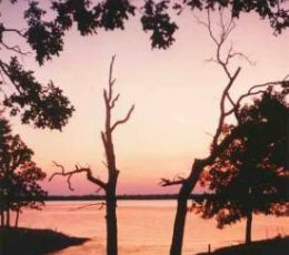 Lake Fork at Sunset
